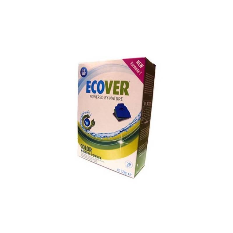 Detergente para la ropa de color en polvo - Ecover - Ecovidasolar