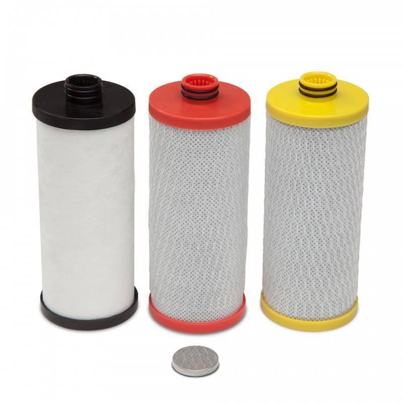 Recambio filtro para el sistema 3 Etapas AQ-5300 - Aquasana - Ecovidasolar