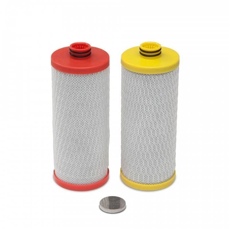 Filtro de repuesto 2 Etapas - AQ- 5200 - Aquasana - Ecovidasolar