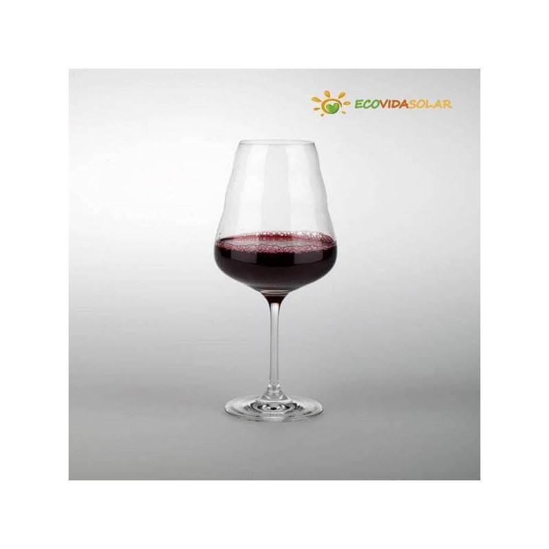 Copa de vino vitalizadora