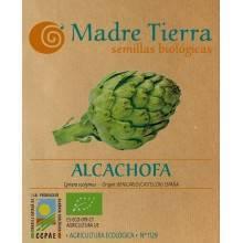 Semillas bio de alcachofa - Madre Tierra - Ecovidasolar