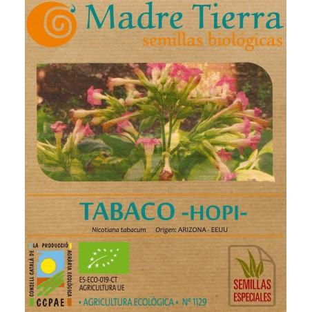 Semillas de tabaco hopi - Madre Tierra