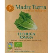 Semillas de lechuga romana - Madre tierra - Ecovidasolar