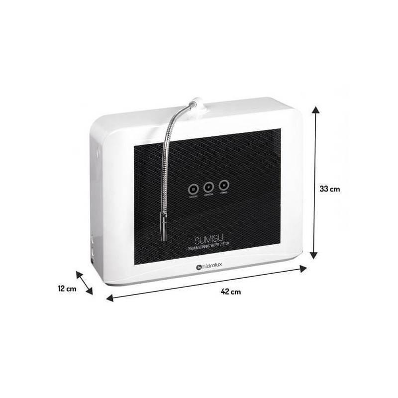 Hidrogenador de agua Sumisu - Hidrolux - Ecovidasolar