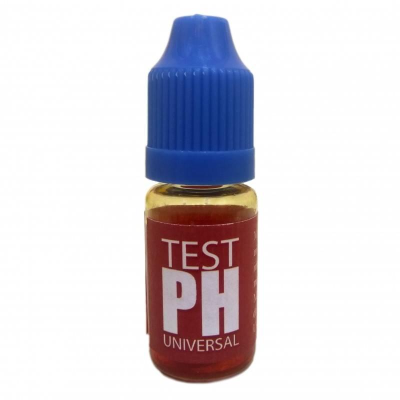 Test de PH Universal  - Ecovidasolar