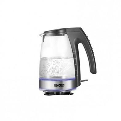 Hervidor de agua de vidrio - Unold