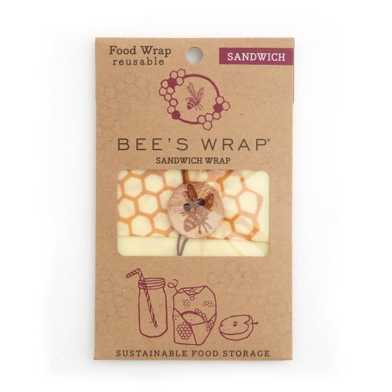 Envoltorio de abeja para sandwich - Eco Ware House - Ecovidasolar
