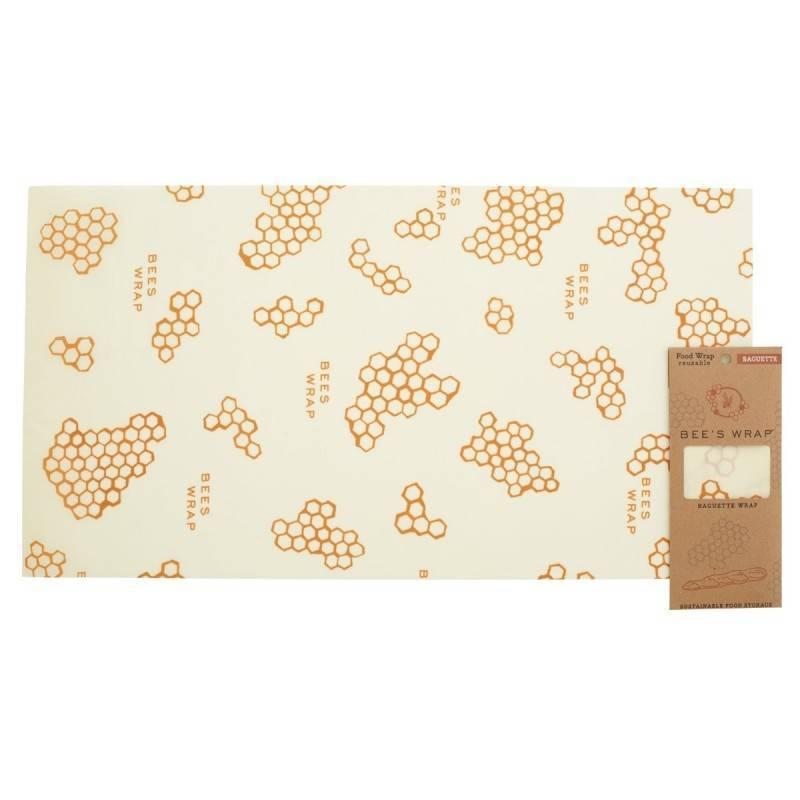 Envoltorio de abeja tamaño baguette - Eco Ware House - Ecovidasolar