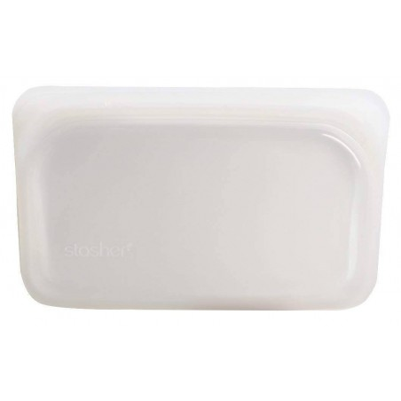 Bolsa de silicona platino snack - Eco WareHouse- Ecovidasolar