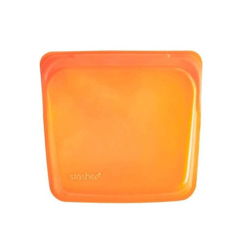 bolsa-silicona-platino-naranja-stasher-ecovidasolar