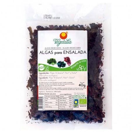 Algas para ensalada Vegetalia