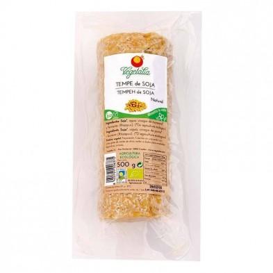 Tempe a granel en barra bio - Vegetalia