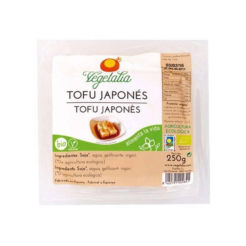 Tofu japonés bio - Vegetalia