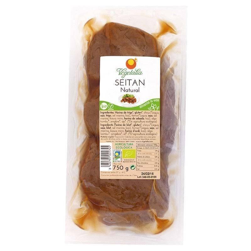 Seitan fresco a granel bio - Vegetalia