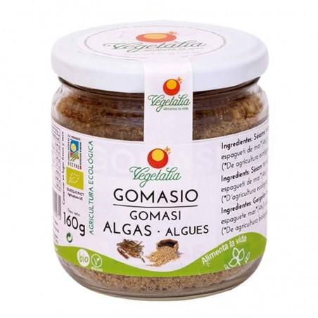 Gomasio con algas - Vegetalia