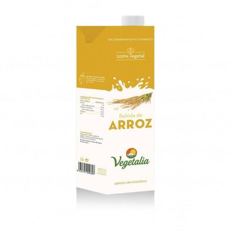 Bebida de arroz bio - Vegetalia