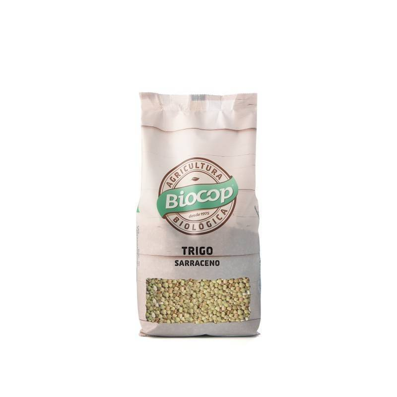 Trigo sarraceno bio - Biocop - Ecovidasolar