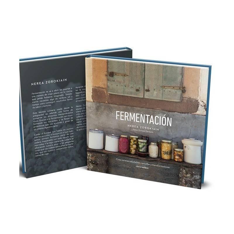 Fermentación -  Nerea Zorokiain