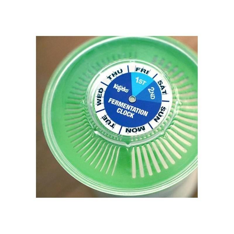 Reloj de fermentación - Kefirko - Ecovidasolar