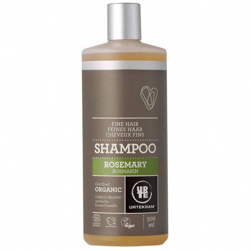 Champú de romero para cabello fino - URTEKRAM - Ecovidasolar