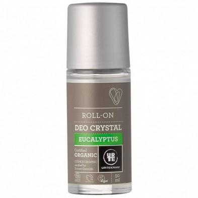 Desodorante roll-on de eucalipto - URTEKRAM - Ecovidasolar