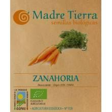 Semillas de zanahoria - Madre tierra - Ecovidasolar