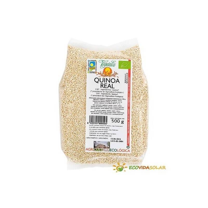 Quinoa bio Vegetalia