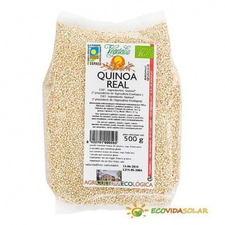 Quinoa real bio Vegetalia