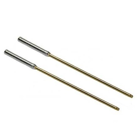 Electrodo de oro al 99,99% de pureza