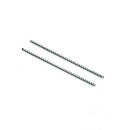Electrodos de zinc de medionic al 99,99% de pureza