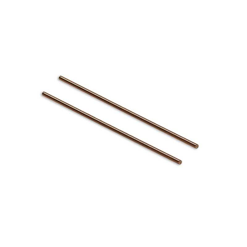 Electrodos de cobre de Medionic al 99,99% de pureza