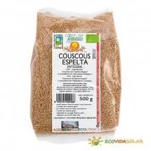 Couscous bio integral espelta Vegetalia