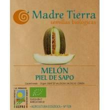 Semillas melón piel de sapo - Madre tierra - Ecovidasolar