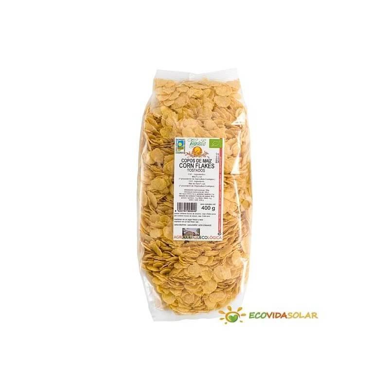 Corn Flakes tostados bio Vegetalia