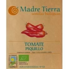 Semillas tomate piquillo - Madre tierra - Ecovidasolar
