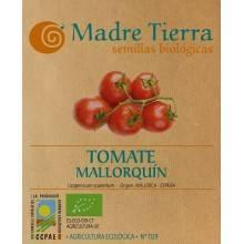Semillas tomate mallorquín - Madre tierra - Ecovidasolar