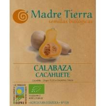 Semillas calabaza cacahuete - Madre tierra - Ecovidasolar