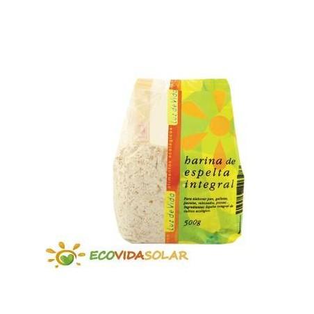 Harina de espelta integral bio de Biospirit