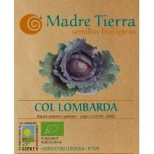 Semillas col lombarda - Madre tierra - Ecovidasolar