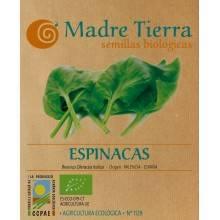 Semillas de espinacas - Madre tierra - Ecovidasolar