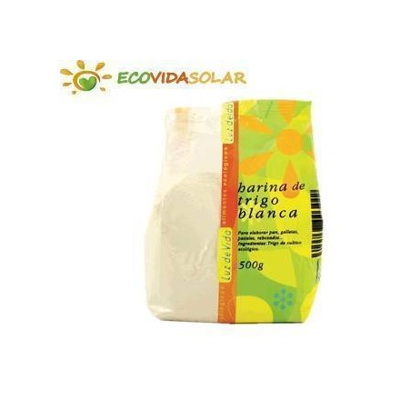 Harina bio de trigo blanca Biospirit