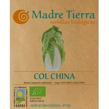 Semillas col china - Madre tierra- Ecovidasolar