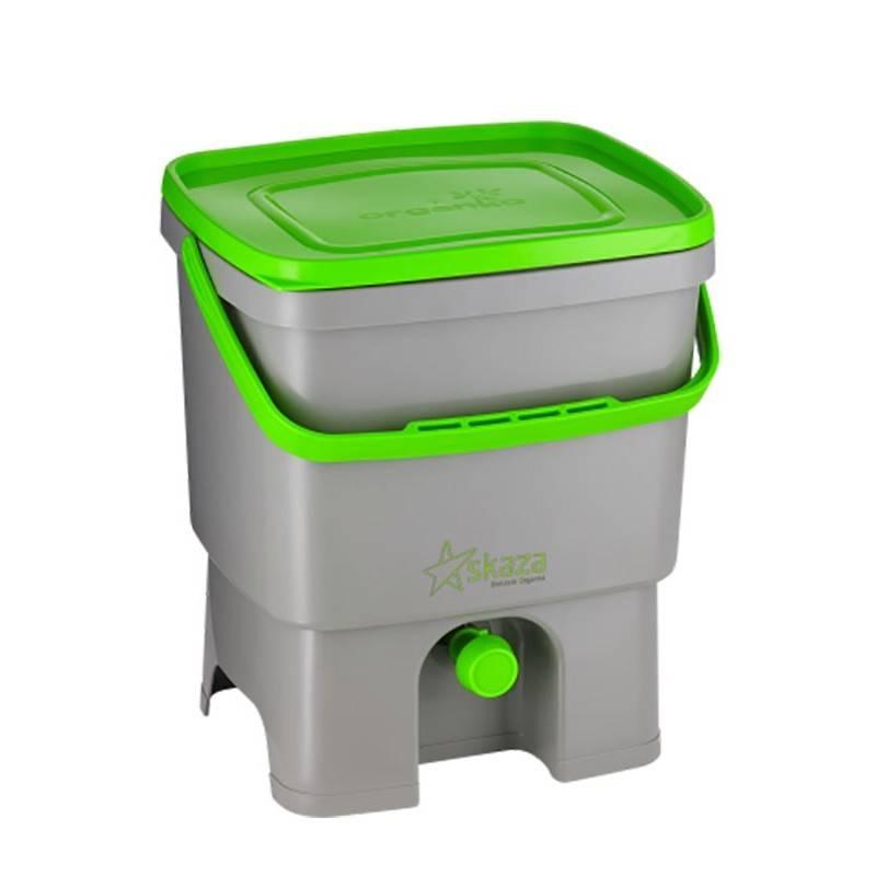Compostera Bokashi Organko - Skaza - Ecovidasolar