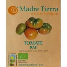 Semillas ecológicas de tomate raf - Madre tierra - Ecovidasolar