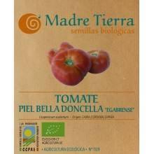 Semillas ecológicas de tomate piel bella doncella - Madre tierra - Ecovidasolar