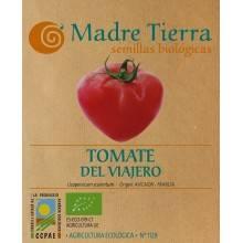 Semillas ecológicas de tomate viajero - Madre tierra - Ecovidasolar