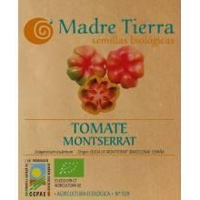 Semillas ecológicas de tomate montserrat - Madre tierra - Ecovidasolar