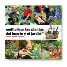 Multiplicar las plantas del huerto y el jardín -  Brigitte Lapouge-Déjean y Serge Lapouge - Ecovidasolar