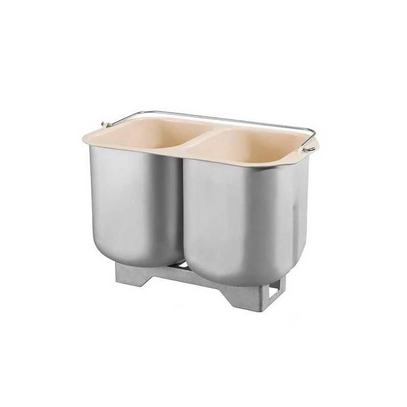 Cubeta doble repuesto panificadora Extra - Unold - Ecovidasolar