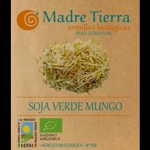 Semillas de soja verde mungo - Madre tierra - Ecovidasolar
